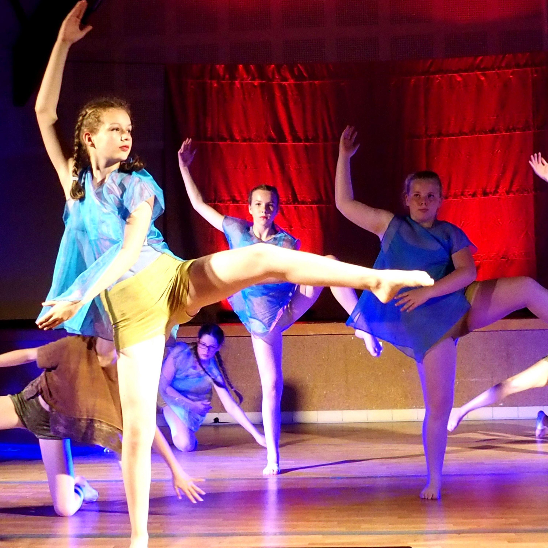 Cours de danse  Cycle 2 et 3  Perfectionnement