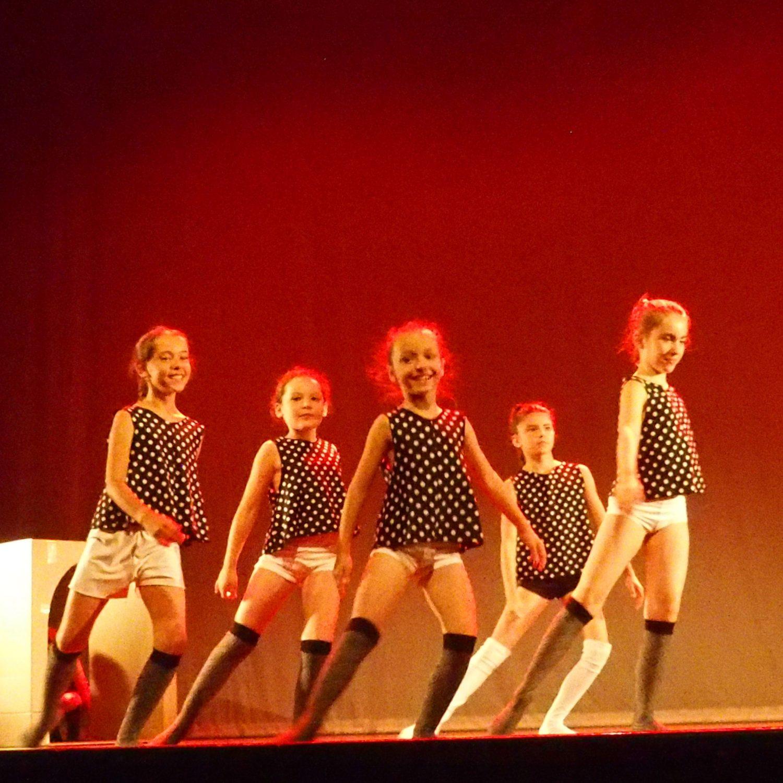 cours de danse enfants à partir de 8ans.